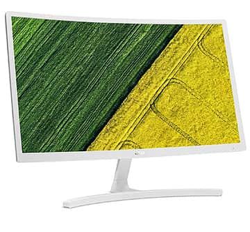 monitor gaming blanco 144hz