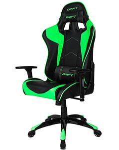 silla racing gamer drift verde