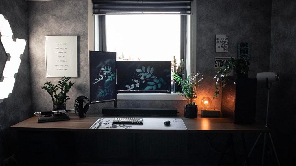 el mejor set up gamer de 2020