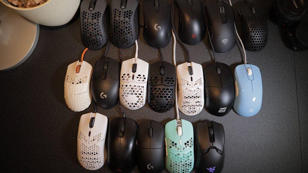ratones gaming 2020